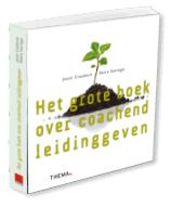 boek het grote boek over coachend leidinggeven